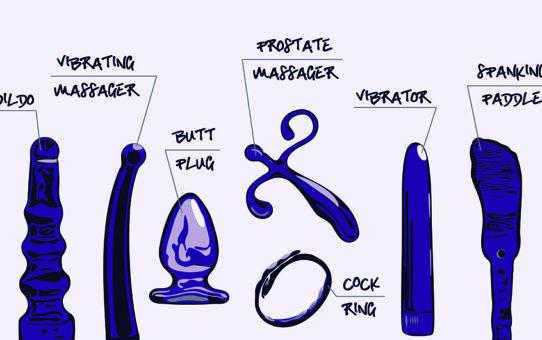 Sexspielzeug: 9 Dinge, die Sie nicht wussten